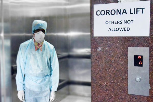 Coronavirus Outbreak  Patients count reach 153 as new cases confirmed in Noida  Karnataka