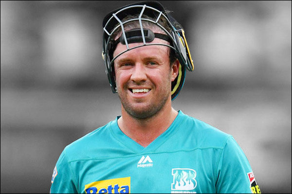 Physical demand on leading players massive these days says AB de Villiers