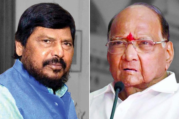 Rajya Sabha 37 including Athawale Sharad Pawar elected unopposed election for 18 seats on March 26