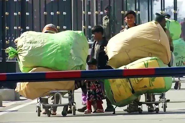29 Indians return from Dubai via Pakistan