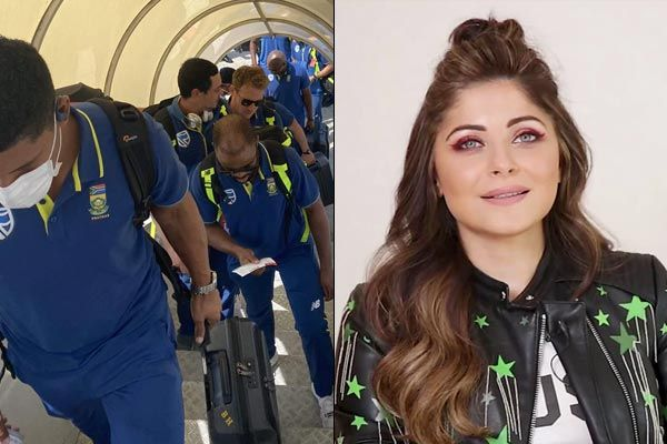 South Africa cricket team was in the same hotel where Kanika Kapoor stayed in Lucknow