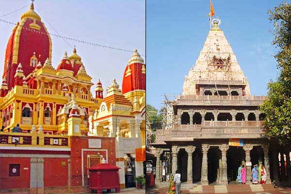 Ban on devotees in temples from Jammu to Madurai 13 Shaktipeeths of the world also closed