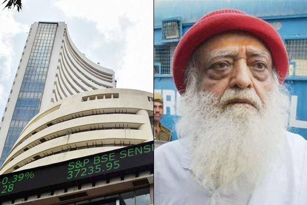 Stock market boom amid lockdown and  Asaram demanding release