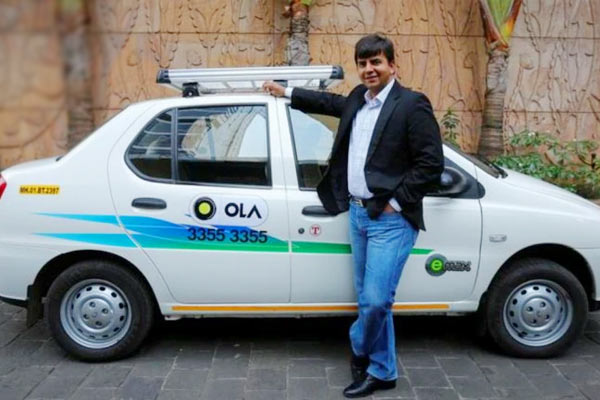 Ola to donate Rs 20 crore for drivers hit by coronavirus lockdown CEO to forgo annual salary