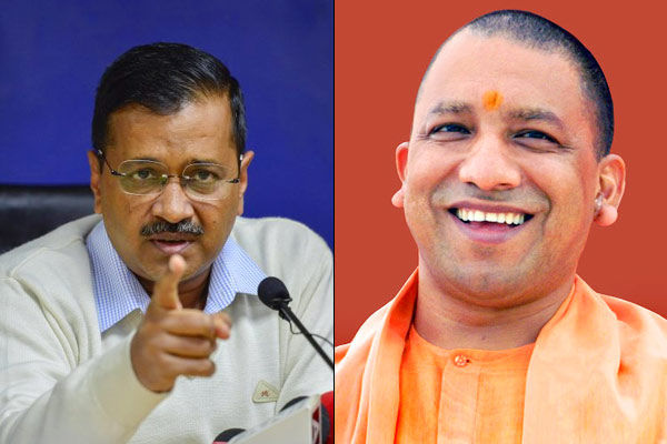 Paramilitary troops in UP ask people to stay indoors, CM Yogi Adityanath to visit Noida today