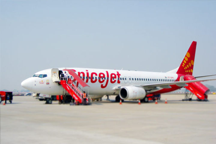 SpiceJet to cut 10 percent  to 30 percent  salaries of its staff for the month of March amid coronav