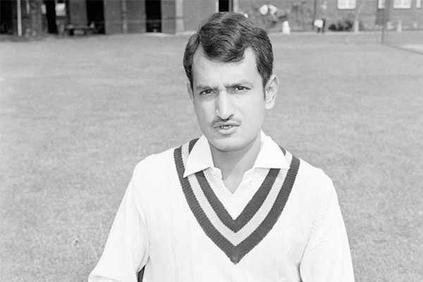 Former captain Ajit Wadekar birth anniversary  created history under his captaincy