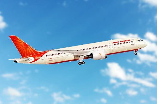 Air India will transport foreigners to London by special flight