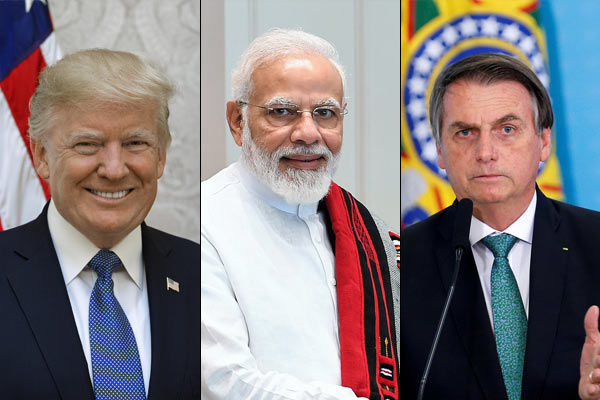 US and Brazil others line up to request India for Hydroxychloroquine amid coronavirus