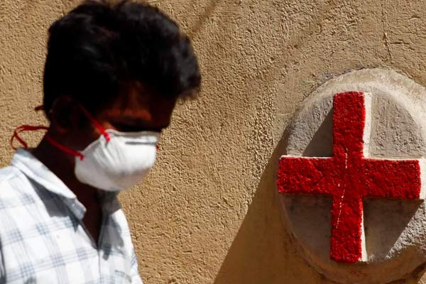 26 nurses and 3 doctors positive in Mumbai  Wockhardt Hospital and  33 infected in Maharashtra today