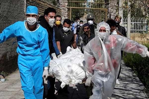 In Iran False Belief a Poison Fights Virus Kills Hundreds
