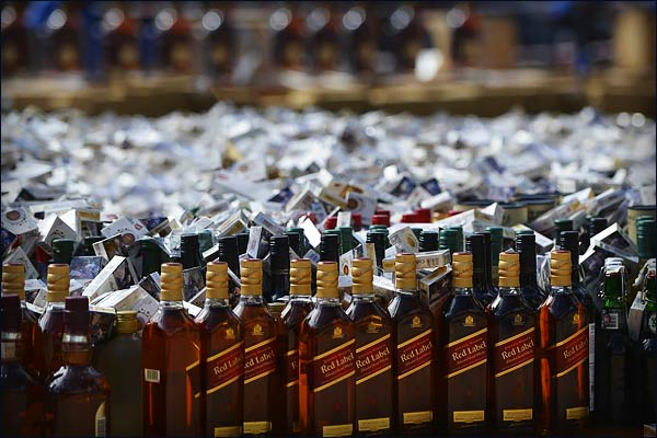 Now home deliveries of alcohol in Dubai
