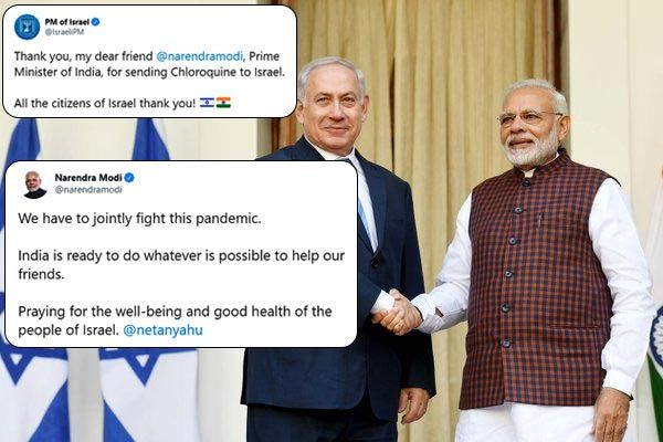 PM Modi responds to Netanyahu tweet said We have to jointly fight this pandemic says