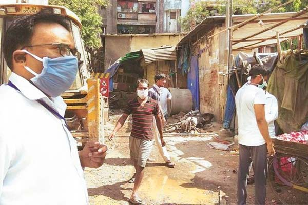 11 more test positive in Dharavi and  total cases in area reach 28