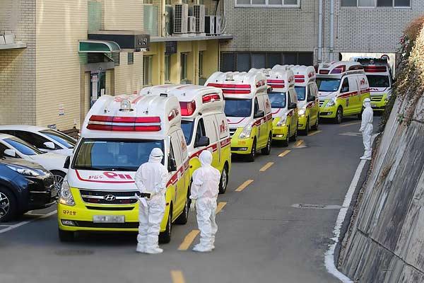 Korea says cured corona patients testing positive again