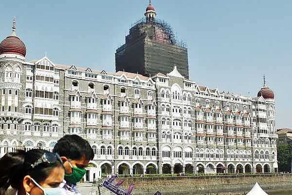 6 employees positive of Taj Hotel Mumbai and state divided into three zones