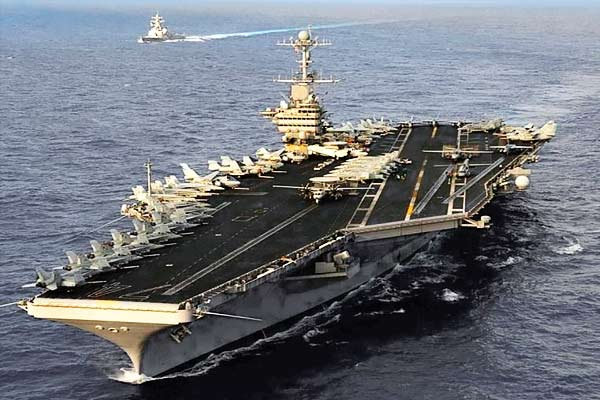 550 US Navy Corona infected and Army-Air Force also affected