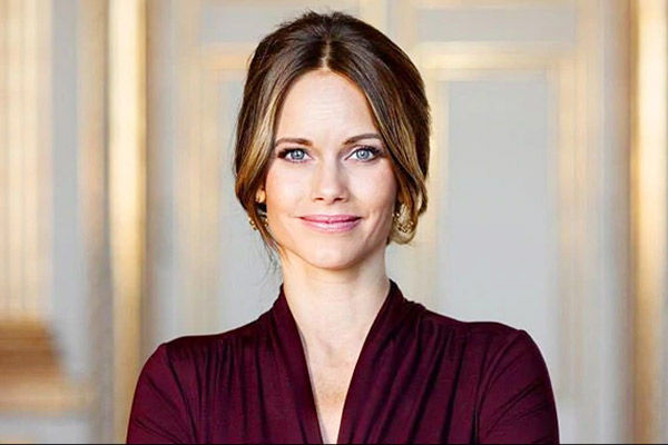 Princess Sofia of Sweden will help medical professionals in treating coronavirus patients