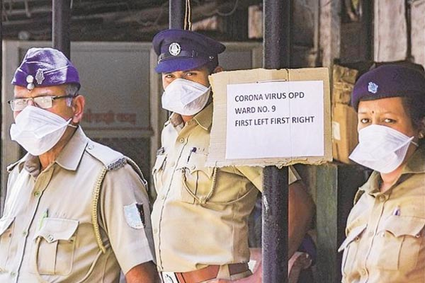 53 journalists corona infected in Mumbai, Army issued guidelines to soldiers