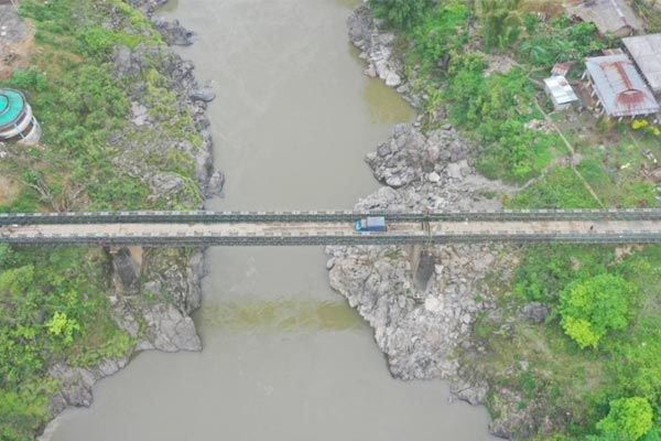 BRO builds Doporijo bridge in Arunachal in record time to ensure supplies of items amid COVID-19 loc