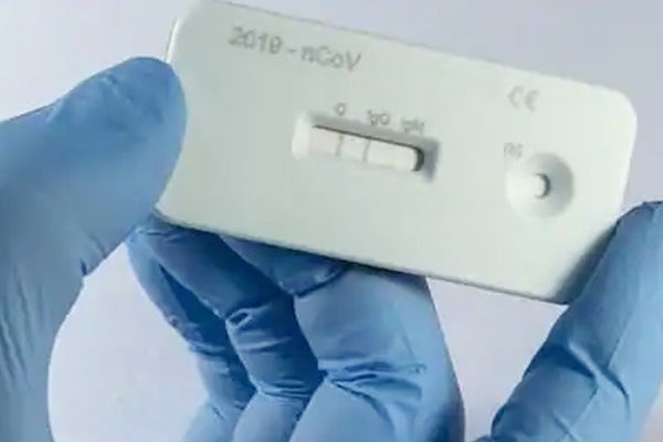 China offers necessary assistance after complaints of faulty test kits