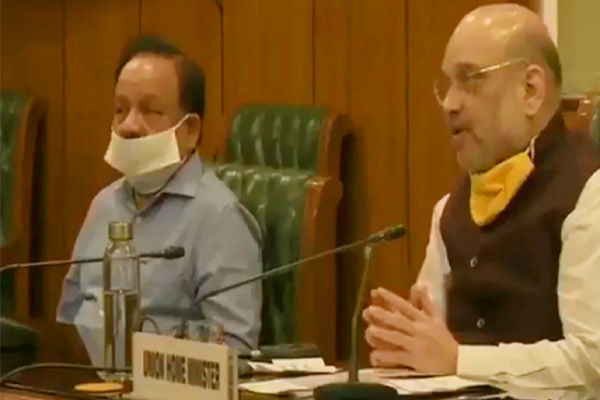 Doctors calls off protest after Amit Shah assured safety of medical workers against attacks over cor