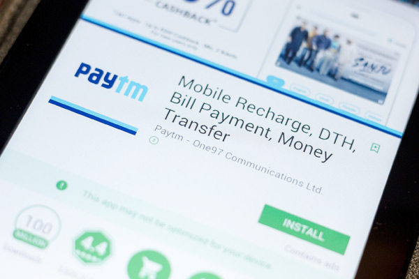 Digital payment platform Paytm in talks with Microsoft to raise $100 million