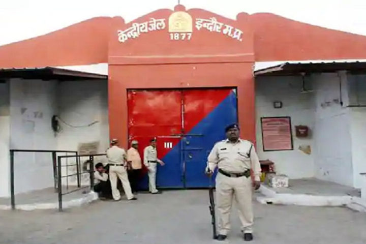 Corona virus confirmed in 19 inmates of Indore Central Jail 1 out of jail