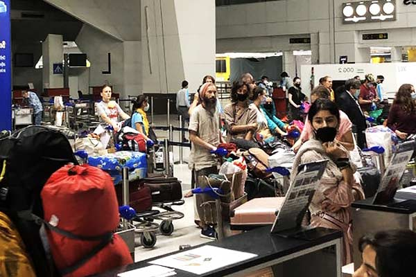 271 Russian nationals stranded in India due to lockdown