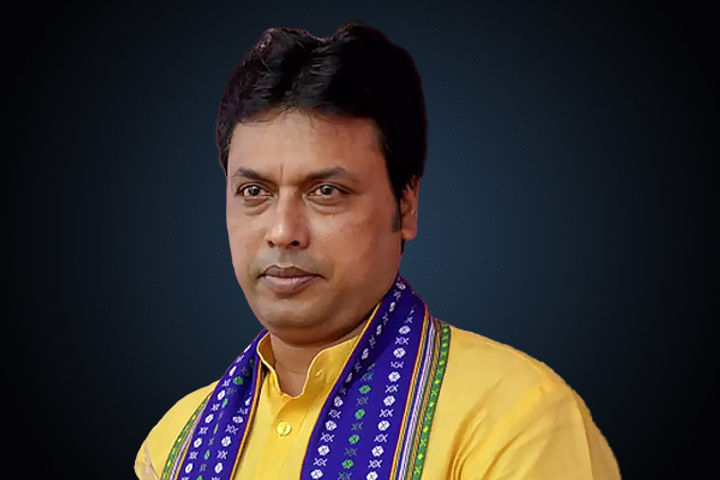 Two weeks after CM Biplab Deb declared Tripura coronavirus-free state reported two new cases