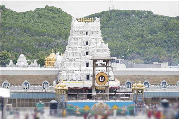 India richest temple in Tirupati lays off 1300 contractual employees amid coronavirus lockdown