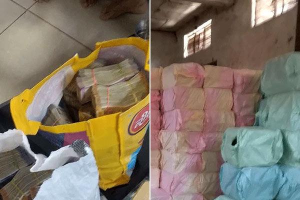 DRI seizes pan masala worth Rs 2.25 crore and Rs 67 lakh cash from Pakistani national in Indore