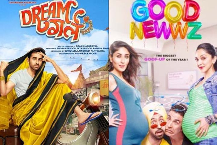 Good News and Dream Girl will be released again in UAE