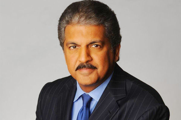 Anand Mahindra invests 7.5 crore in startup company Hapramp