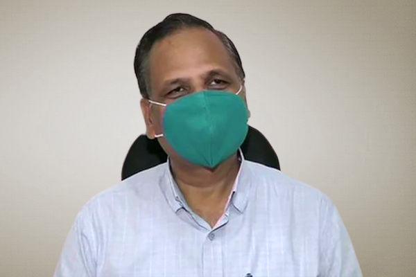 Health Minister Satyendra Jain tests COVID-19 positive