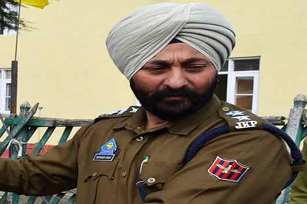 Delhi court grants bail to suspended J&ampK DSP Davinder Singh accused of having links with terroris