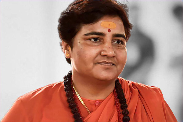Facing health issues due to torture by Congress BJP MP Pragya Thakur