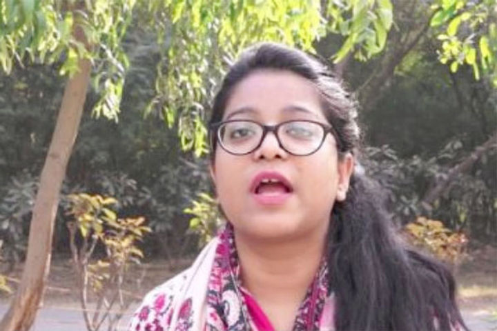 Delhi riot case Pregnant Safoora Zargar granted bail asked to not leave city