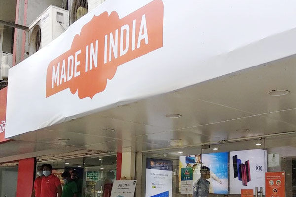Xiaomi puts up Made in India banner outside stores amid rising calls for boycott China