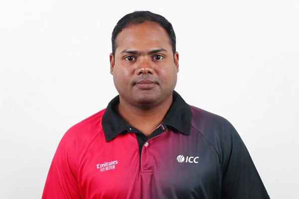 Indias Nitin Menon becomes youngest umpire to be named in Emirates ICC Elite Panel