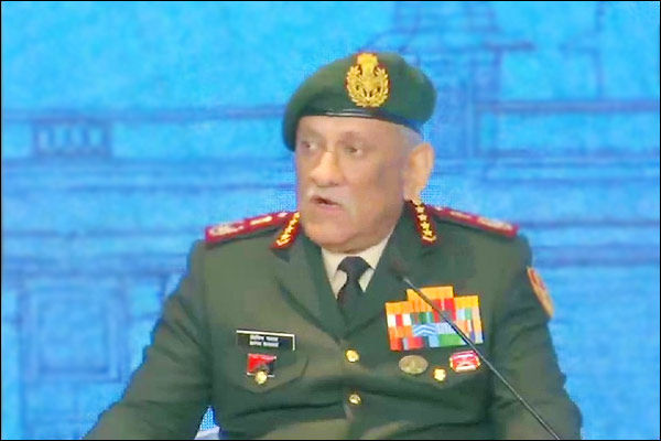 CDS General Bipin Rawat to visit Leh today after defence minister Rajnath Singh visit gets deferred