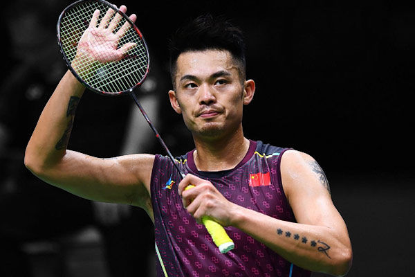 China two-time Olympic gold-medalist Lin Dan bids adieu to badminton at 36