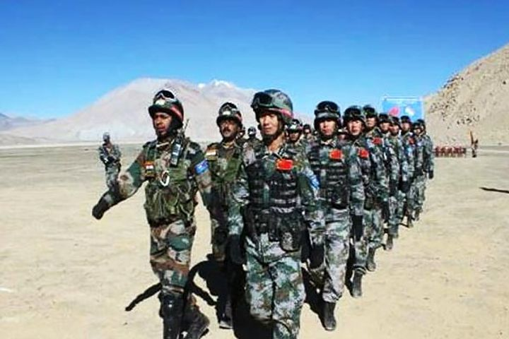 Chinese troops moved back 2 km disengagement at PP15 completed Indian Army