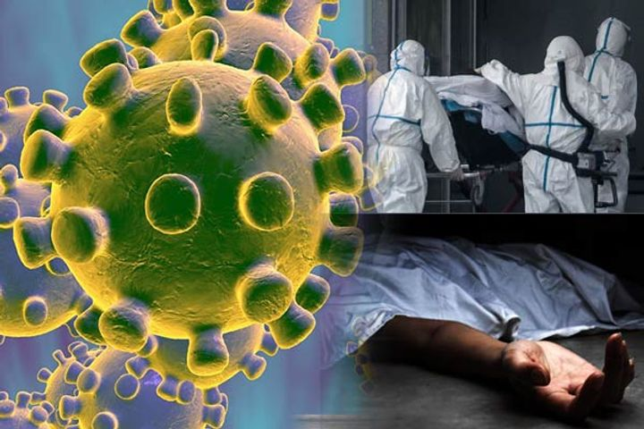 85% of people who died due to Coronavirus were 45 or older says centre