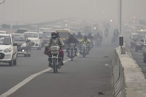 24,000 pollution-related deaths in Delhi in first half of 2020 Greenpeace