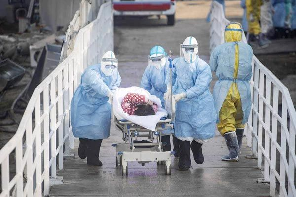 China accused of covering up Coronavirus as virologist flees Hong Kong over fear of life