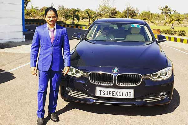 Indian athlete Dutee Chand wants to sell her BMW car to meet training expenses amid coronavirus cris