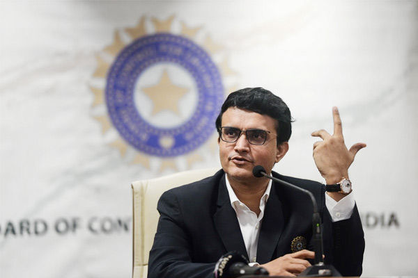 I am in no hurry to become ICC president it is once in a lifetime job Sourav Ganguly
