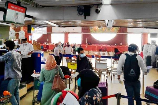 152 passengers brought to India under Vande Bharat Mission