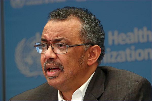 Coronavirus to get worse, worse and worse- warns WHO Chief Tedros